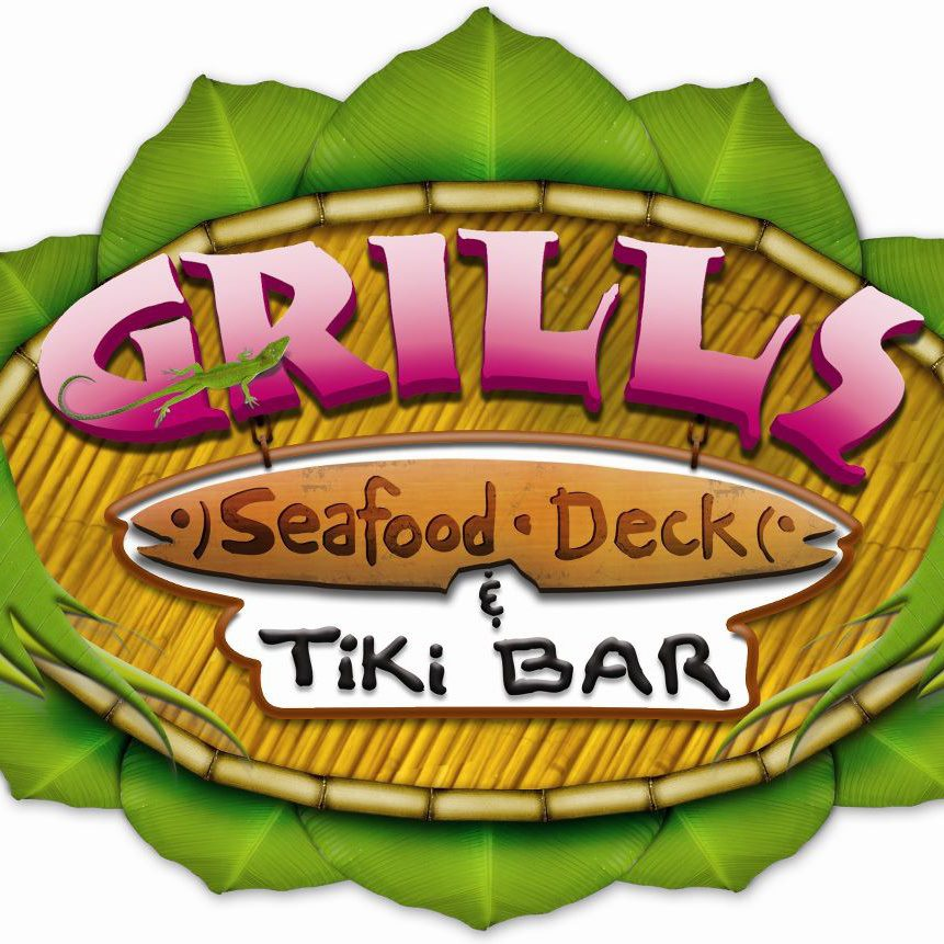 Grills Seafood Deck & Tiki Bar - Cape Canaveral